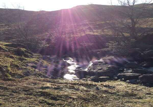 Beck from Easedale Tarn