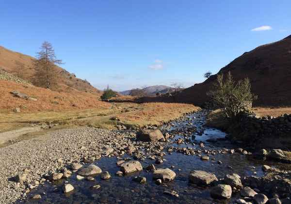 Beck from Easedale