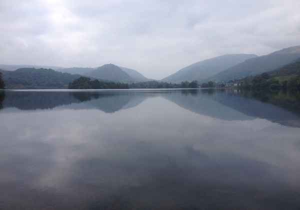 Misty day in the Lakes